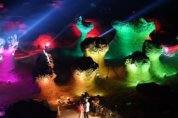 臺灣:奇特的野柳石光