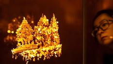 阿富汗國寶在清華大學展出 繼續在華保護性巡展之旅