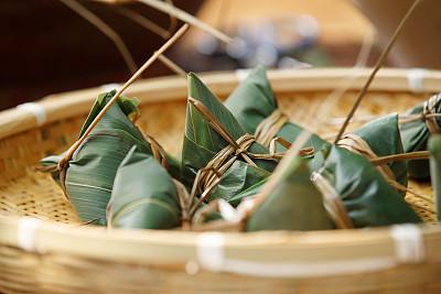 一早一晚吃粽子 小心誘發腸胃病