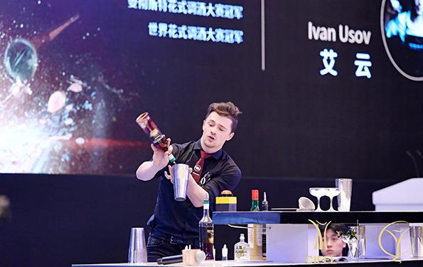 """""""五糧液杯""""2019中國白酒新生代酒品超級調酒大賽大師賽在宜賓舉行"""