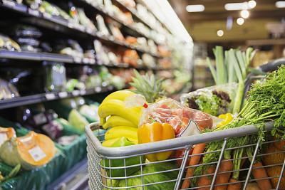 年货从吃饱到吃好,释放消费升级信号