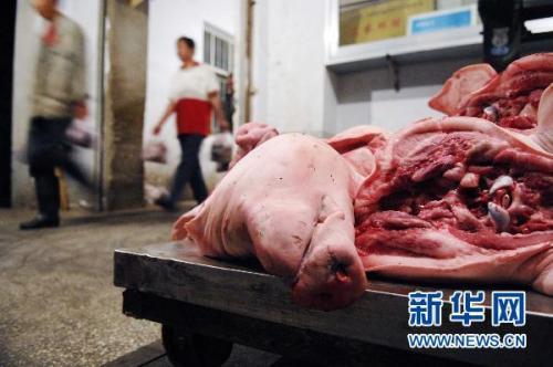 四川樂山在查獲違法調運生豬中排查出非洲豬瘟疫情