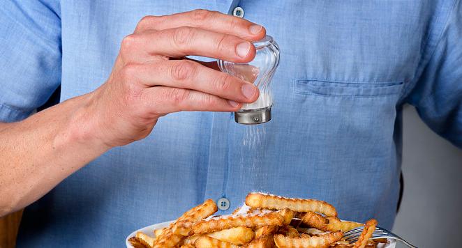 高鹽飲食可能有損人體對細菌抵抗力