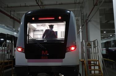 武漢軌道交通部分恢復運營