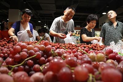 财政资金重点支持农产品进城