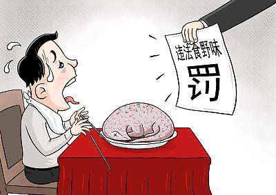 北京全域常年禁猎野生动物