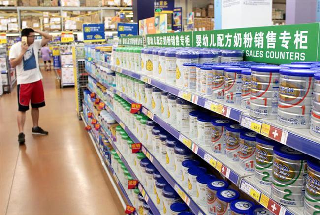 夏季奶粉為何脹罐?專家:儲存奶粉需當心