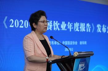 中國飯店協會會長韓明:進一步加強對餐飲業高質量發展的指引