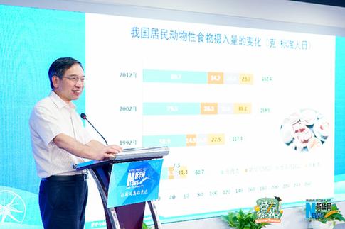 中國疾控中心營養與健康所丁鋼強:改善營養狀況是增強免疫力的基礎和保障