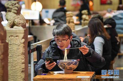 餐饮行业加速复苏