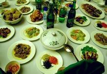 看朝鮮特級酒店吃什麼