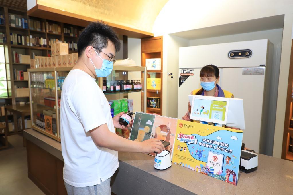 """民生直通车 """"粽""""情假日 数字人民币""""花""""样多"""