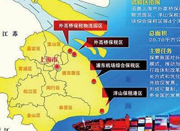 """上海自贸区成中国改革""""风向标"""""""