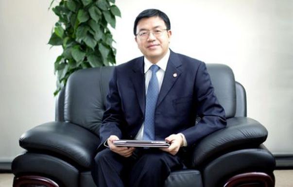 中航電子係統股份有限公司董事長 盧廣山