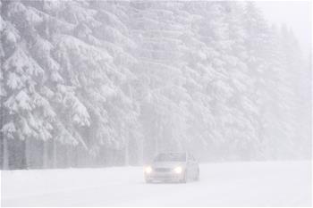 極端天氣席卷德國