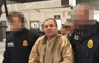 墨西哥向美國引渡大毒梟古斯曼