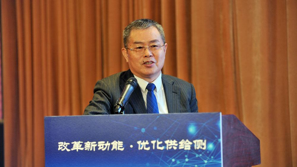 中國社科院原副院長李揚演講