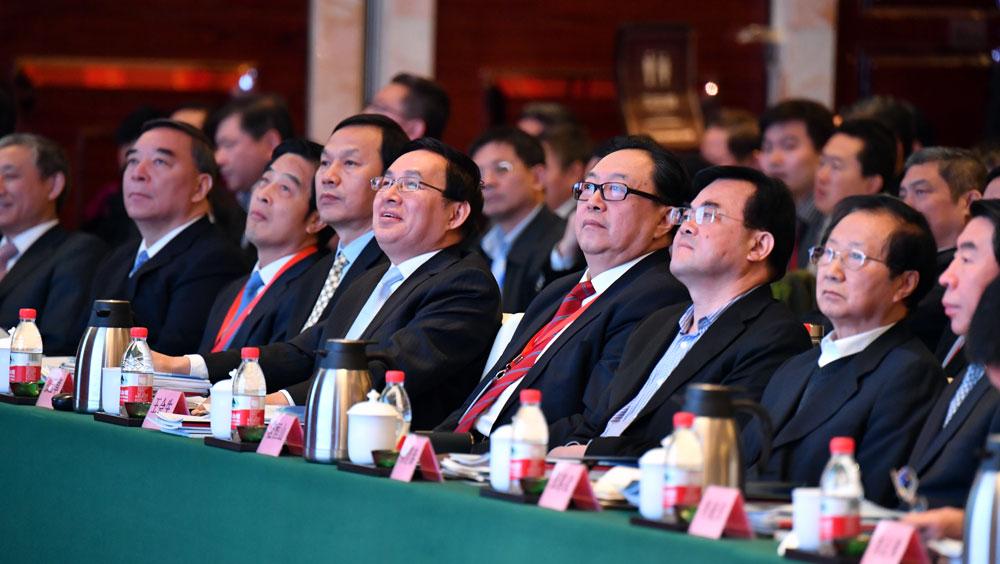 """首屆""""中國企業改革發展論壇""""現場"""