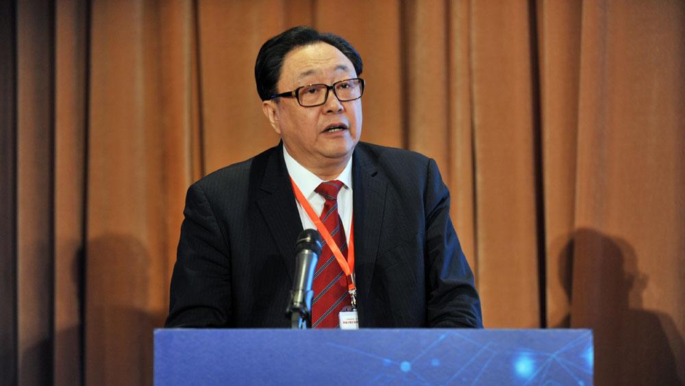 國投集團董事長王會生演講