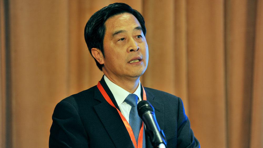 招商局集團董事長李建紅就《國企市場化改革之路》發言