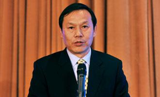 寶武鋼鐵集團董事長馬國強發言