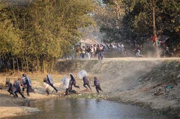 尼泊爾南部城鎮爆發衝突致多人死亡