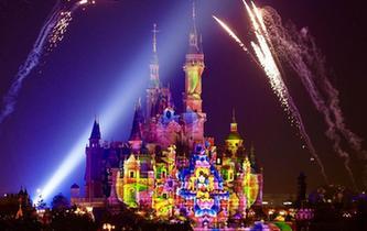 上海迪士尼樂園遊客已突破1000萬