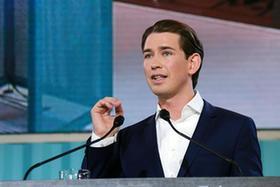 庫爾茨正式當選奧地利人民黨主席