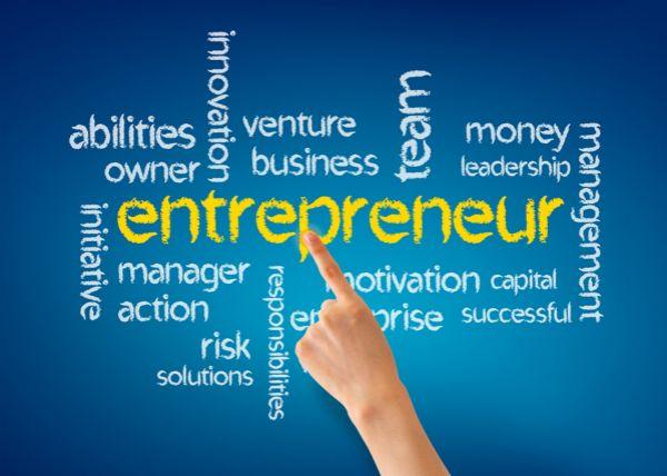 中央聚焦企業家精神