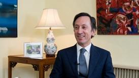【寰球立方体】葡萄牙大使:中国为世界经济注入活力