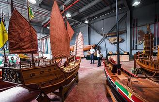 浙江舟山:百年木船作坊的新生意經