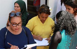 馬爾代夫舉行總統選舉