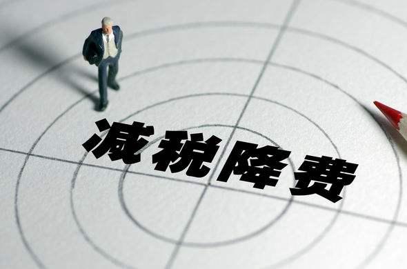 """""""四实四硬""""力保减税降费政策落地"""