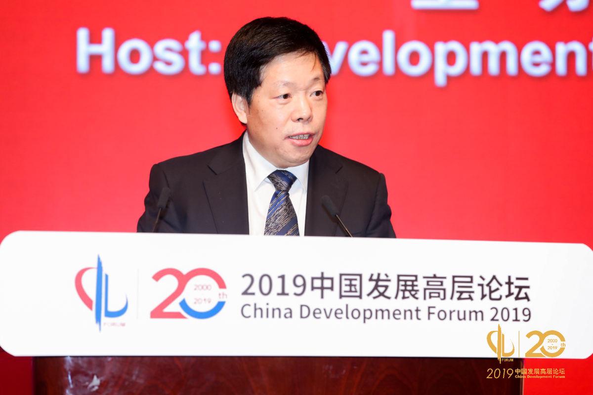 中财办韩文秀:将加快制定《外商投资法》配套措施