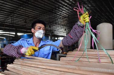 廣西鹿寨:做強林業産業 助推脫貧攻堅