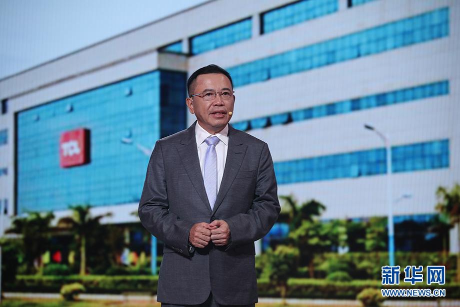"""TCL李東生:我們有信心挑戰全球彩電""""老大""""地位"""