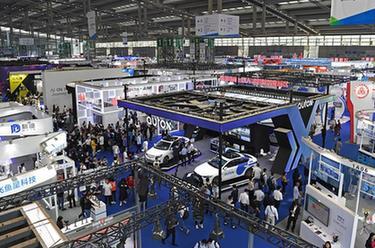 第二十一屆高交會在深圳開幕