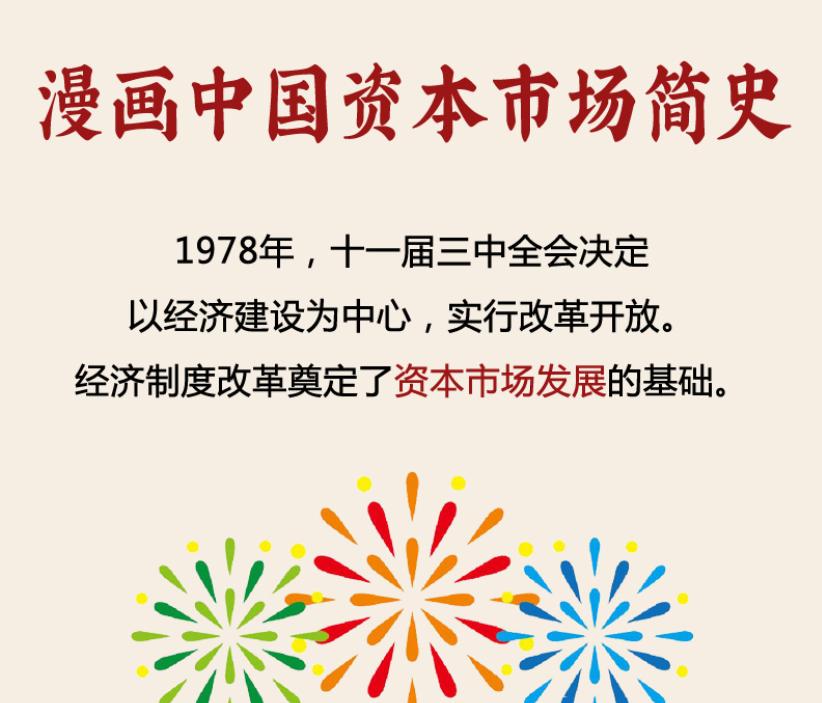 漫畫中國資本市場簡史