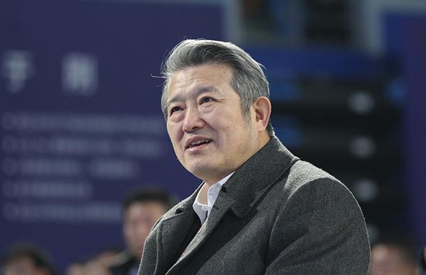 陳東升:家鄉受難,我義不容辭