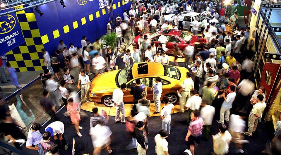 網上車展走熱折射的信號:在産業轉型中捕捉新機遇
