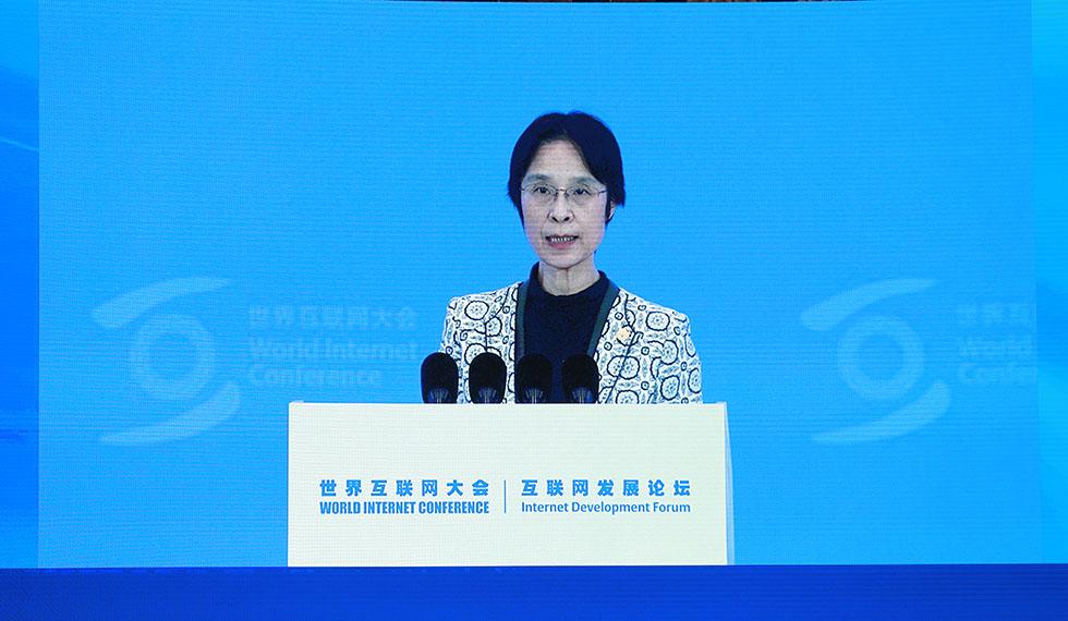 清華大學公共管理學院院長江小涓演講
