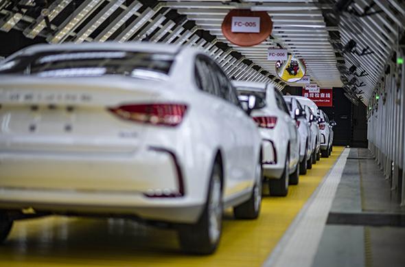 新能源汽车驶上快车道