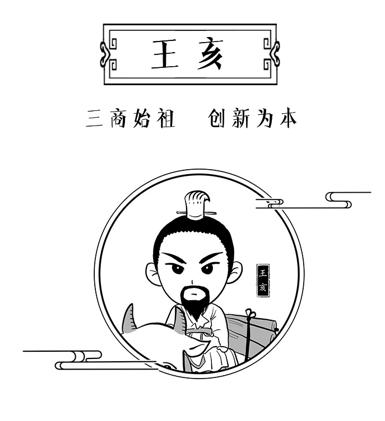 王亥:三商始祖 创新为本