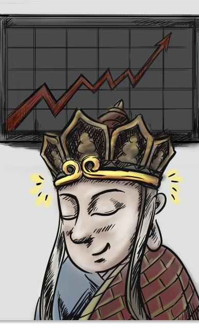 做自律型投資者