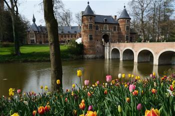 世界園林巡禮——比利時拜加登城堡