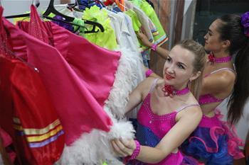 俄羅斯姑娘列娜的中國生活