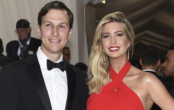 特朗普任命其女婿為白宮高級顧問