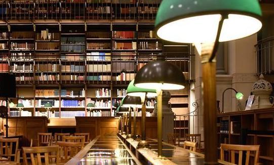 法國國家圖書館黎塞留館重新開放