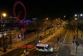 倫敦發現疑似二戰炸彈