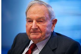 大衛·洛克菲勒:世界上最老的億萬富翁走了